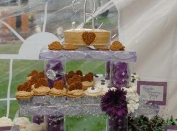 Blueberry Vanilla Cupcakes Recipe