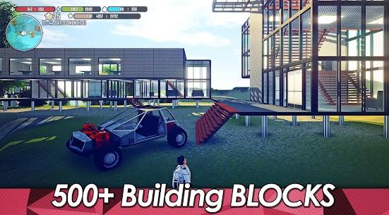 X Survive: Building Sandbox MOD Apk 1.46 (Unlimited Construction) 3