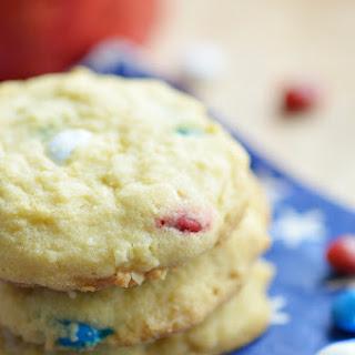 Patriotic Pudding Cookies