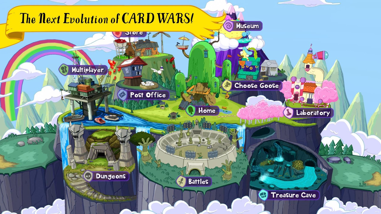 Card Wars Kingdom- screenshot