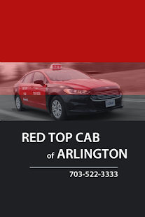 4MyCab Red Top- screenshot thumbnail