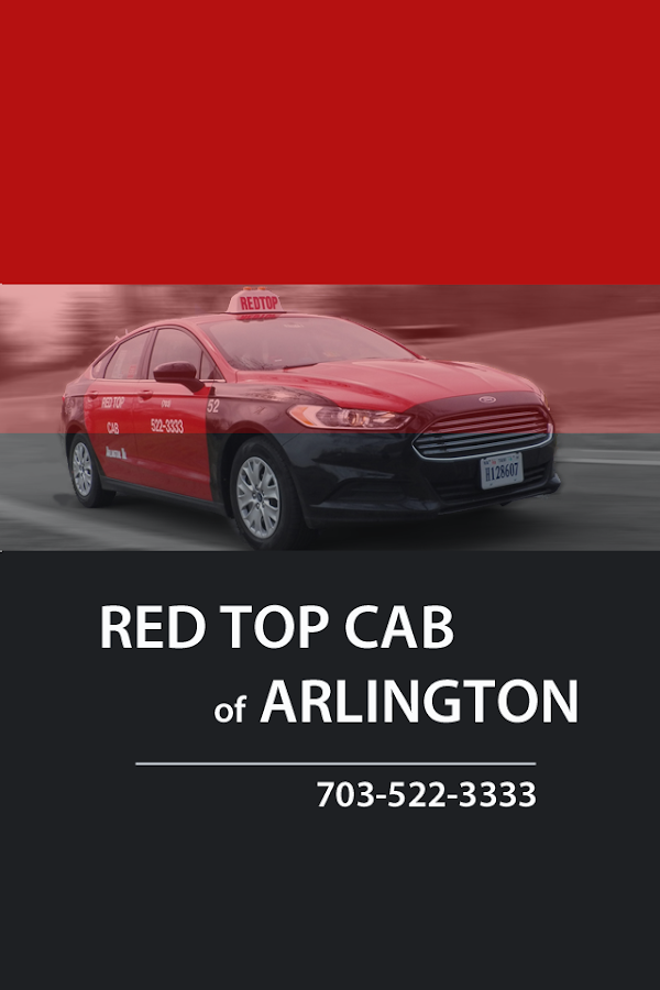 4MyCab Red Top- screenshot
