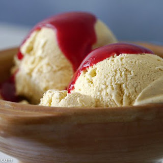 Ben and Jerry's French Vanilla Ice Cream