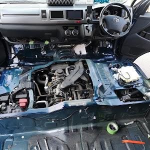 ハイエースワゴン TRH229W グランドキャビンのカスタム事例画像 148neoさんの2020年03月07日19:00の投稿