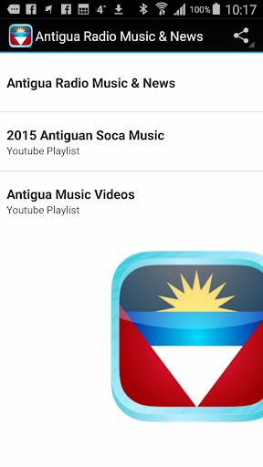 Antigua Radio Music News