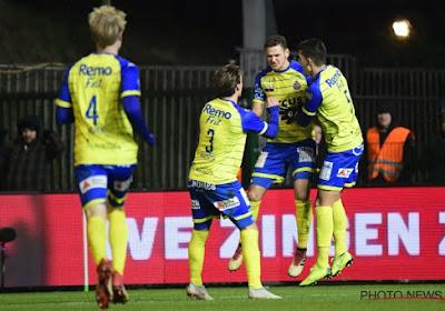 Verstraete (Waasland Beveren) aux anges après la victoire face à l'Antwerp