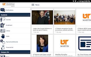 Screenshot of UTM