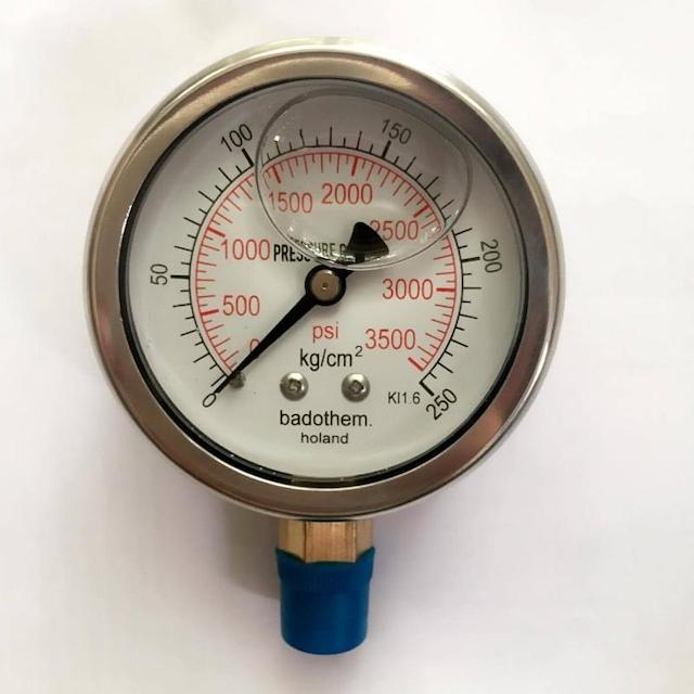 Đồng hồ đo áp suất giúp doanh nghiệp kiểm soát áp suất dễ dàng