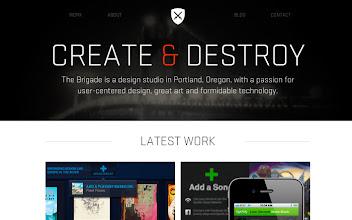 Photo: http://www.awwwards.com/web-design-awards/the-brigade