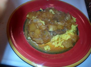 Polynesian Pork Chops Recipe