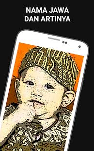 Nama Bayi Jawa Lengkap - náhled