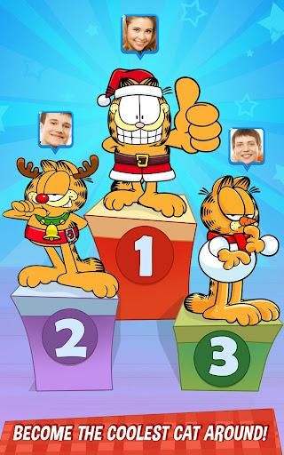 Garfield: My BIG FAT Diet screenshot 4