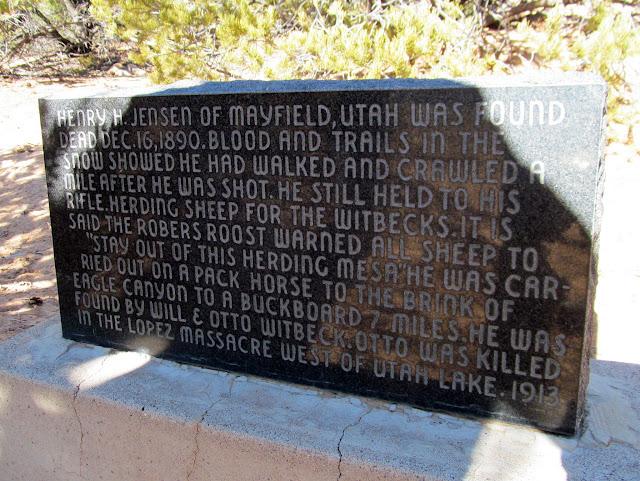 Henry Jensen memorial