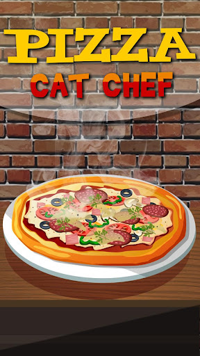 Pizza Cat Chef