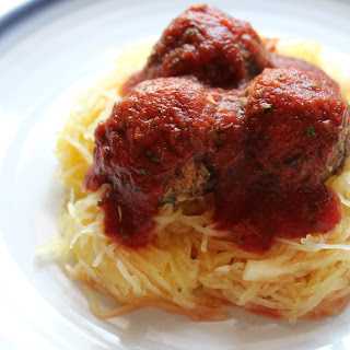 "Vegan and Gluten-Free ""Spaghetti and Meatballs"""