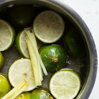 Lemongrass and Lime Cooler Recipe