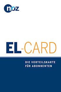 EL-CARD – Miniaturansicht des Screenshots