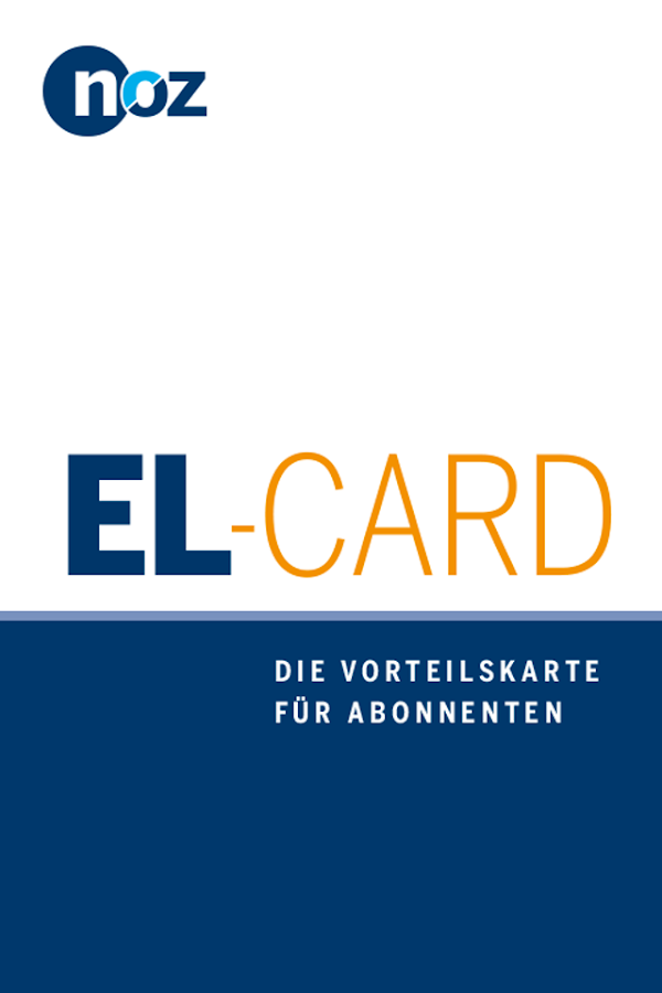 EL-CARD – Screenshot