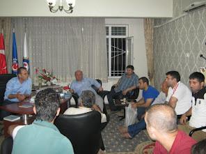 Diyarbakır Şubemizde Carrefour-Sa TİS Toplantısı Yapıldı