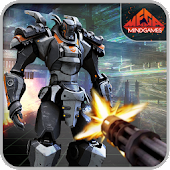 Combat Robo Action – Robot Fighting Game Android APK Download Free By Mega Mind Games Developers