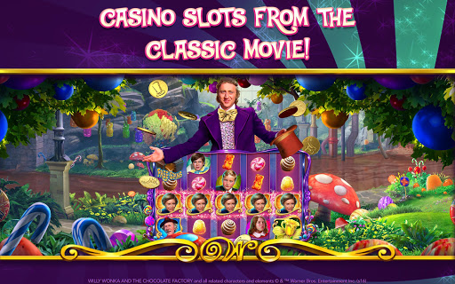 Willy Wonka Slots Free Casino screenshot 8