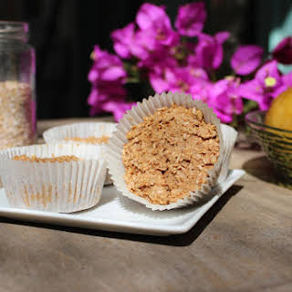 Vanilla Wheat Bran Muffins.