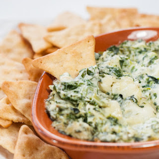 Spinach Dip With Sour Cream Recipes