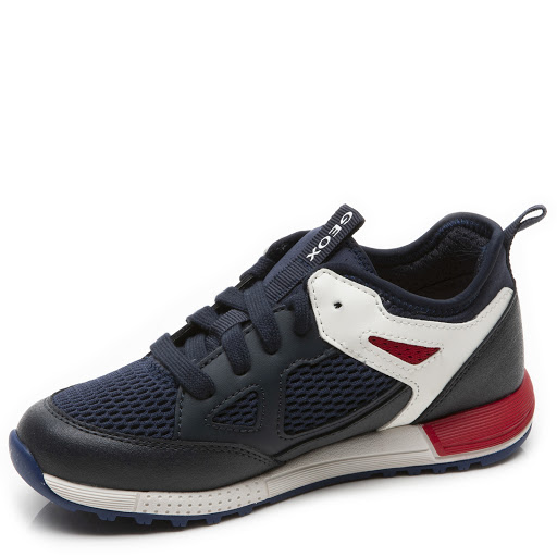 Thumbnail images of Geox Alben Boy Trainer