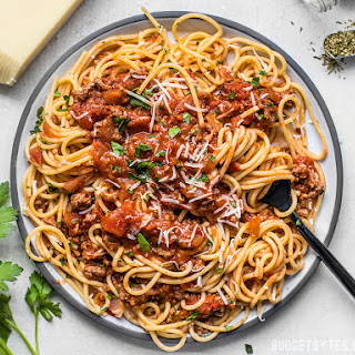 Minced Beef Pasta Sauce Recipes.