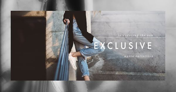 Exclusive Collection - Facebook Ad Template