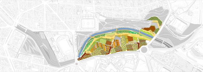 Arquitectura Paisajista: Parque de Sa Riera - Ravetllat Ribas Arquitectos