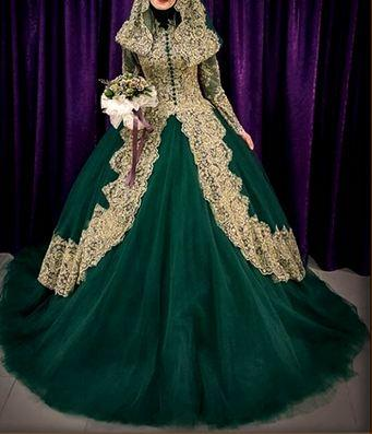 Design of Bridal Gown for PC