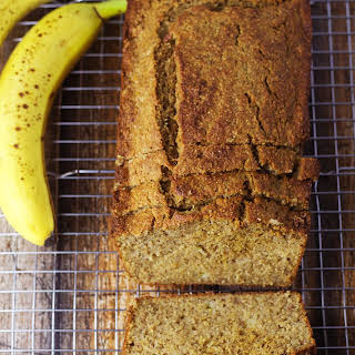 Guilt-Free Banana Bread.