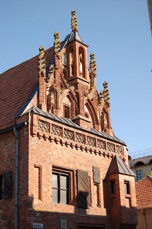 Kowno, Stare Miasto, Dom Perkuna