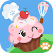 Happy Bakery  Funny Kids Game Icon