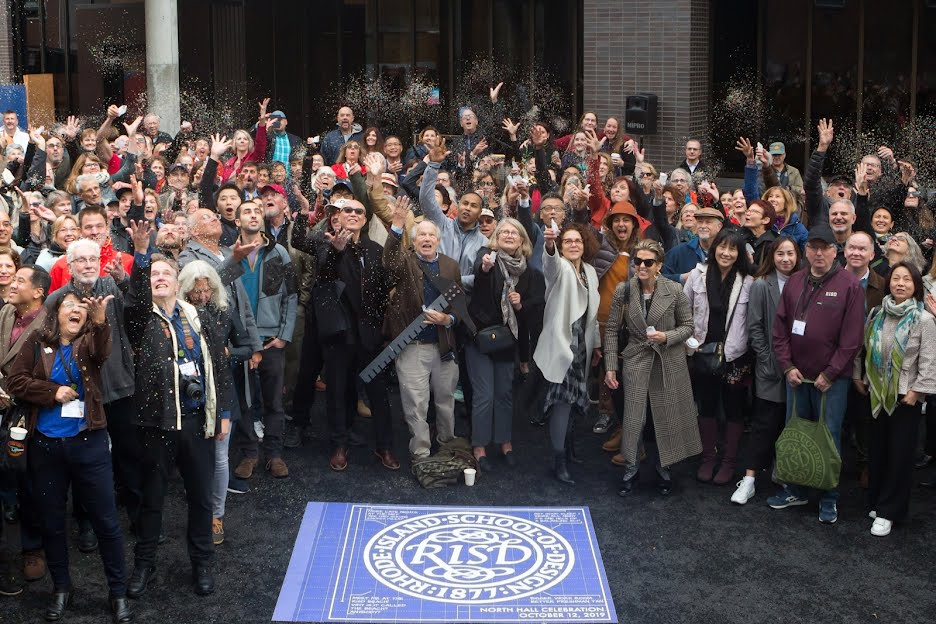 Celebrating Progress at RISD Weekend 19