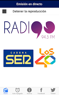 Radio 90 - Cadena SER- screenshot thumbnail
