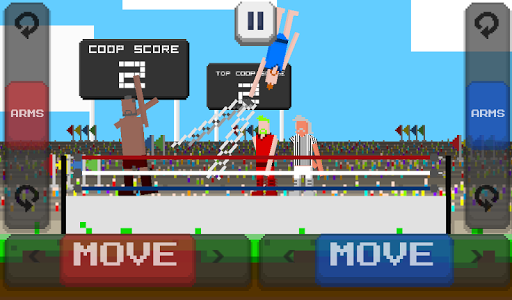 Pocket Wrestling v1.1