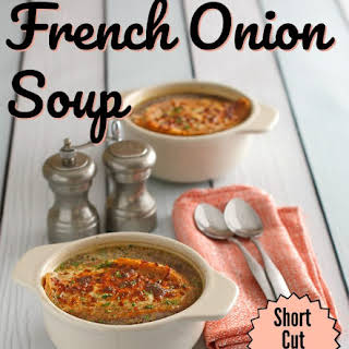 Au Jus With French Onion Soup Recipes.