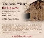 The Farm Big Game