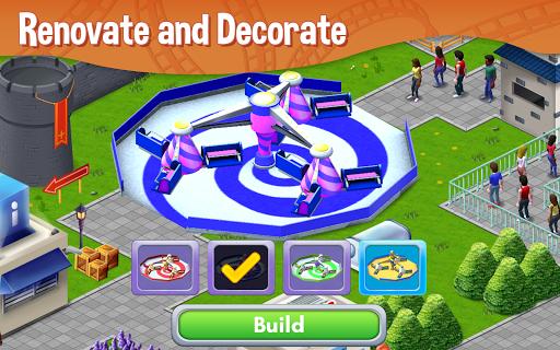 RollerCoaster Tycoon® Story screenshots 1