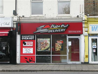 Pizza Hut Delivery On Homesdale Road Pizza Takeaway In