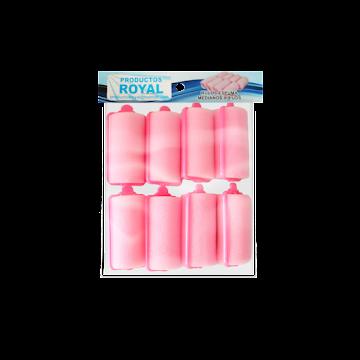//Rulo Espuma Mediano   Royal x 8Und