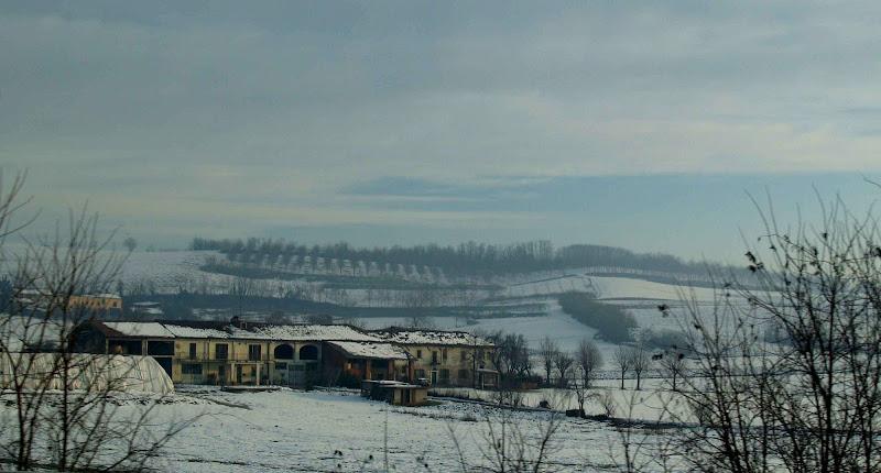 è inverno la terra si chiude di Elisabetta Castellano