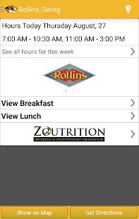 GoMizzou- screenshot thumbnail