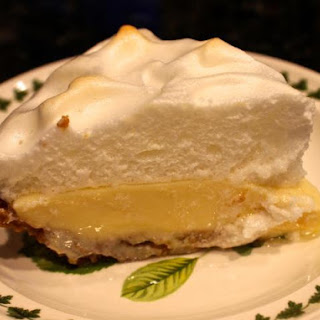 My Sister's Lemon Meringue Pie