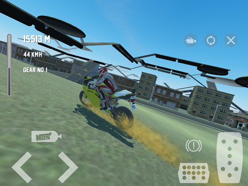 Motorbike Crush Simulator 3D  screenshots 23