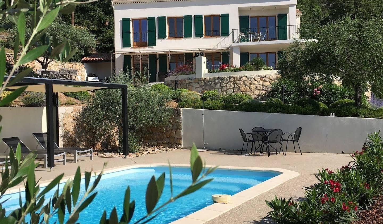 Villa avec terrasse Bargemon