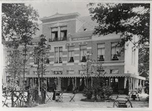 Photo: 1893 Hotel Liesbosch ofwel Hotel Burck (naar de eigenaar genoemd)