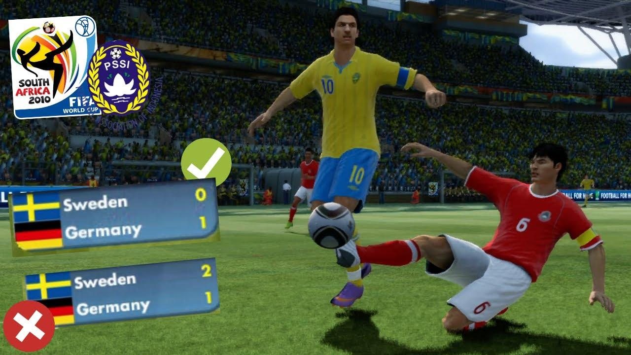 Indonesia represented in FIFA 2010 World cup videogame